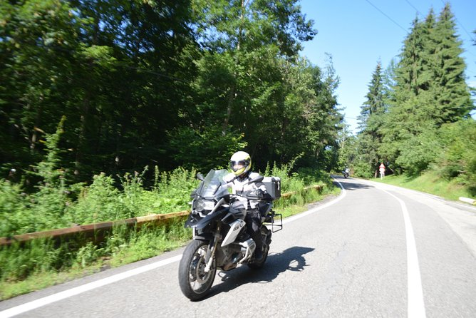 Transalpina Road Private Motorcycle Tour - Day Tour