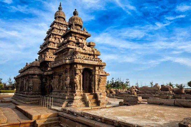 Half Day Tour Mahabalipuram History Walk