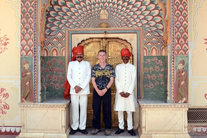 4-Days Private Golden Triangle Tour to Delhi, Jaipur and Agra photo 9