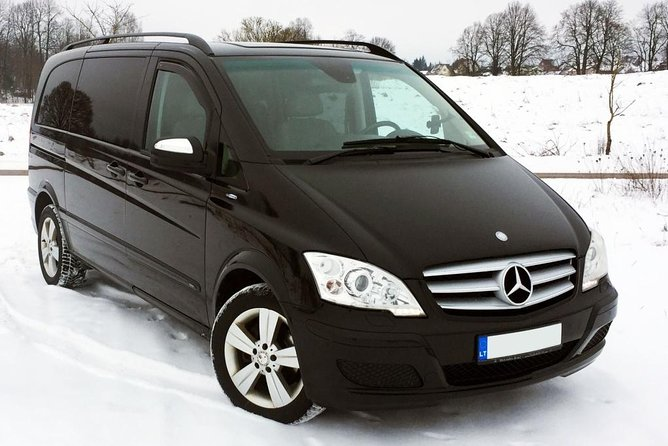 Private Transfer Vilnius - Minsk
