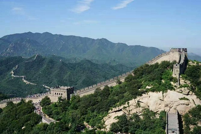 Beijing 3 Days Beijing Group Tour including 2 Great Walls And City Sites