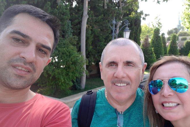 Tour Guide Roman Binnatov