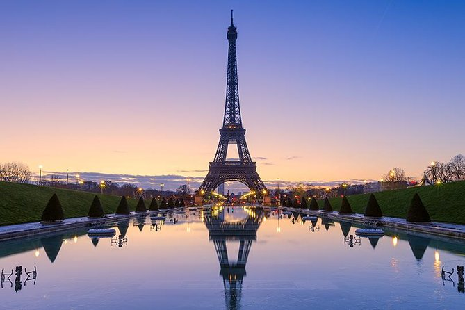 Paris' Night Tour: The City of Lights