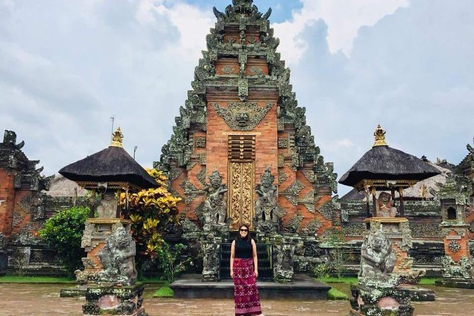 Full-Day Ubud Private Tour With Pickup
