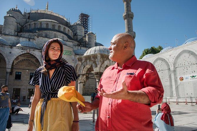 Blue Mosque & Topkapi Palace Private Tour