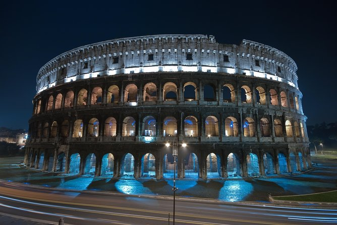 Discover Enchanting Rome by Night
