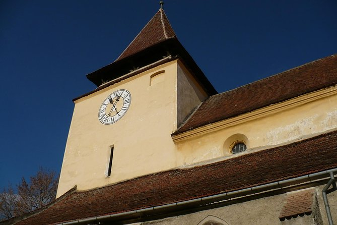 Fortified Churches - Bran Castle - Rasnov Fortress Tour from Brasov photo 4