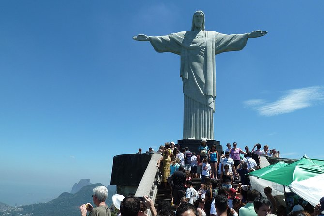 Christ Redeemer, Sugarloaf Mountain and Selarón Steps 6-Hour Tour photo 9