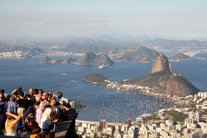 Christ Redeemer, Sugarloaf Mountain and Selarón Steps 6-Hour Tour photo 1