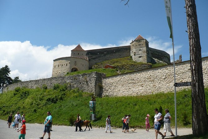 Fortified Churches - Bran Castle - Rasnov Fortress Tour from Brasov photo 3