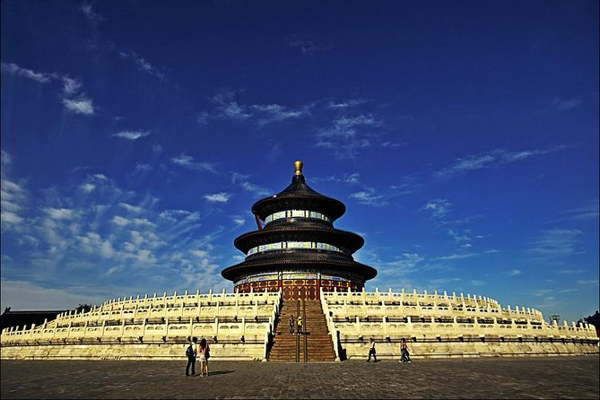 Beijing Daily City Highlights Group Tour