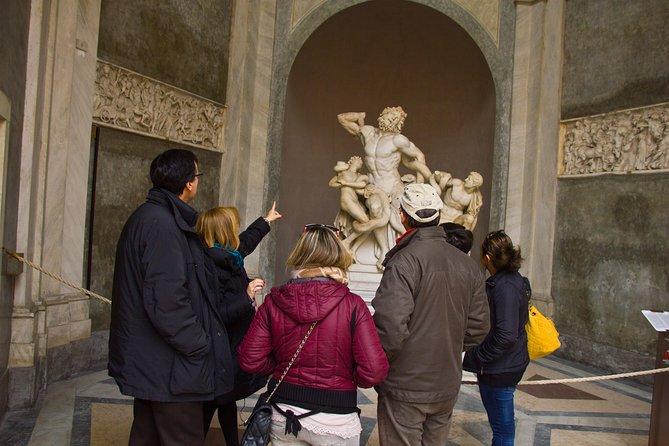 Vatikan und Sixtinische Kapelle Nachmittagstour