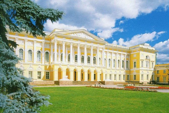 St Petersburg Shore Excursion: Visa-Free 2-Day Private Tour