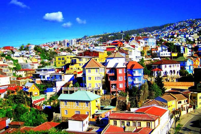 Full Day Tour of Valparaiso and Viña del Mar from Santiago