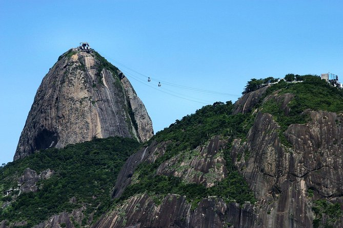 Rio Shore Excursion: Skip the Line Christ Redeemer and Sugar Loaf Day Tour