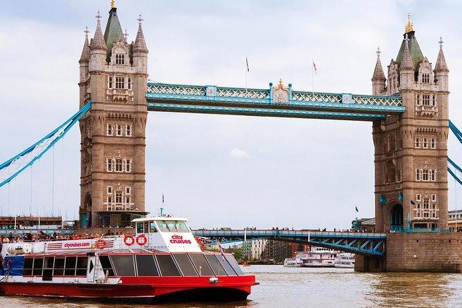 London River Cruise & Westminster Walking Tour