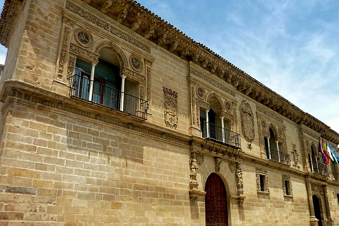 Úbeda and Baeza tour guided with tickets