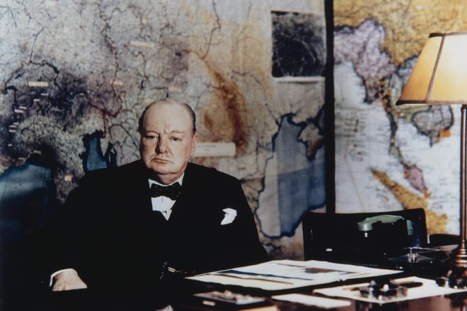 4 Hour Tour Churchill War Rooms and London Eye (With Private Guide)