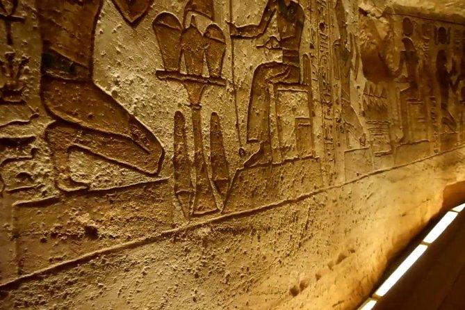 Abu Simbel And Aswan Tour From Luxor