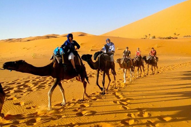 Private desert tour from Marrakech To Merzouga in 3 days