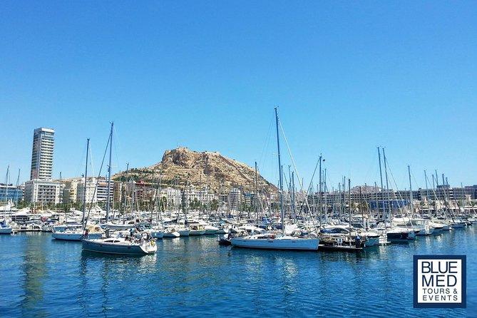 Alicante Walking Tour: City Centre & Santa Barbara Castle