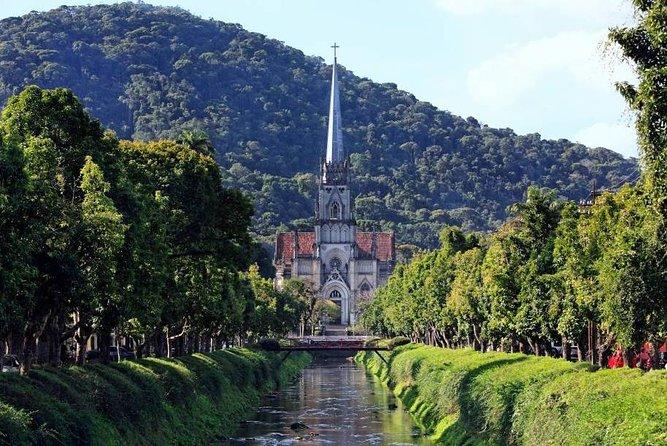 Petrópolis City and Brewery Bohemia Tour - Best of Rio's Mountains