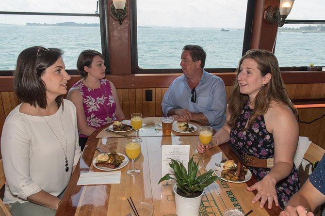 Boston Harbor Brunch Cruise