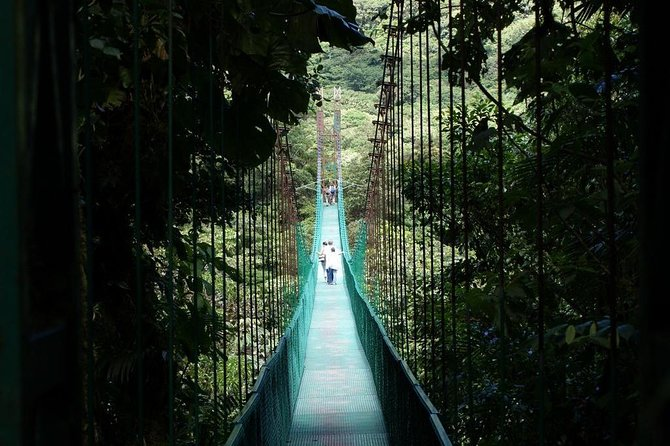 Monteverde Sky Walk From Guanacaste