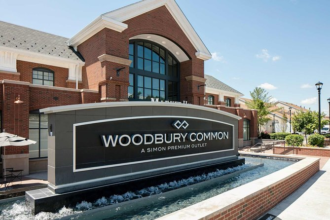 Woodbury Commons Shopping Trip by SUV from hotel
