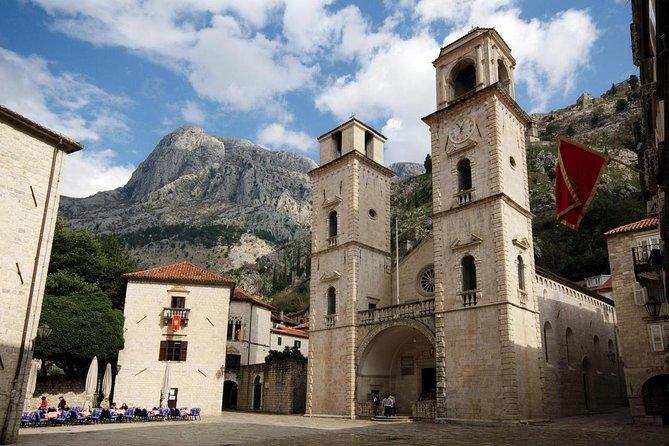 Private Tour: Montenegro (Kotor, Perast, Tivat) with luxury van