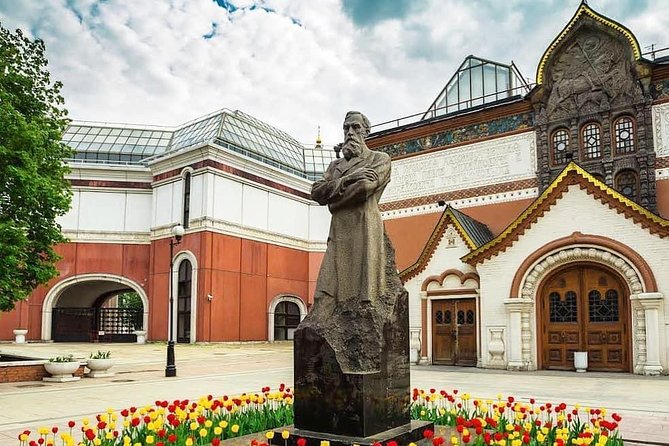 The Tretyakov Art Gallery tour, get to know Russian art