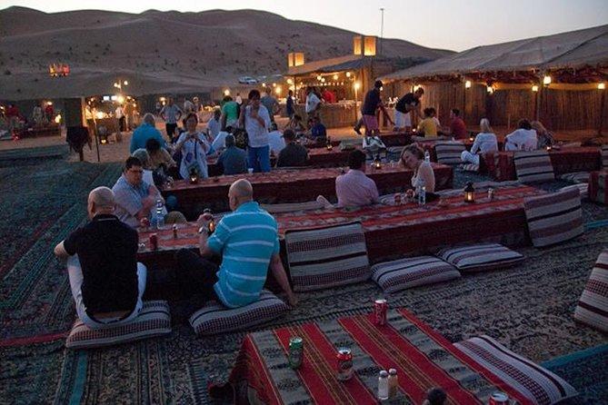 Hurghada: Super Safari Quad Bike, Camel Ride & Bedouin Dinner