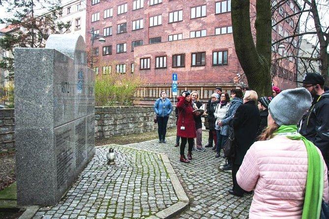 Juden in Breslau, Führung mit Besuch in der Synagoge 2 h (Gruppe 1-15 Personen)
