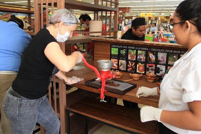 2 days 2 Caribbean Islands: Isla Mujeres, Cozumel & Chocolate Experience