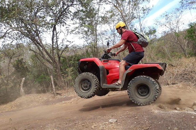ATV and Canopy Zip-line Tour from Tamarindo