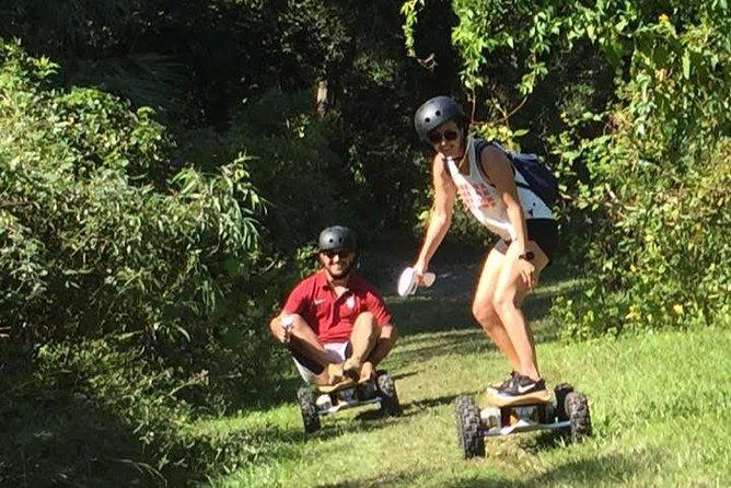 Amelia Island Electric Skateboard Experience
