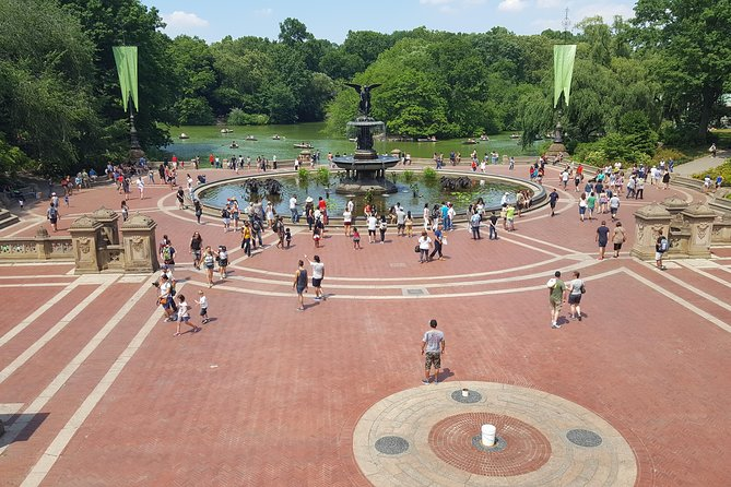 The Central Park Walking Tour