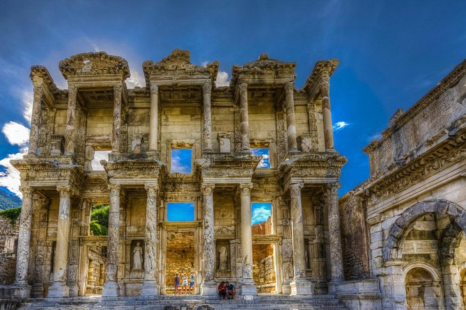 Turkey's Highlights - Pamukkale, Ephesus, Cappadocia Trip & Balloon Ride Option