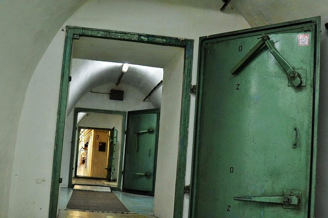 Josip Broz Tito's Secret Atomic Bunker