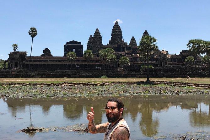 Siem Reap Angkor & Phnom Penh Tours (6 Days)