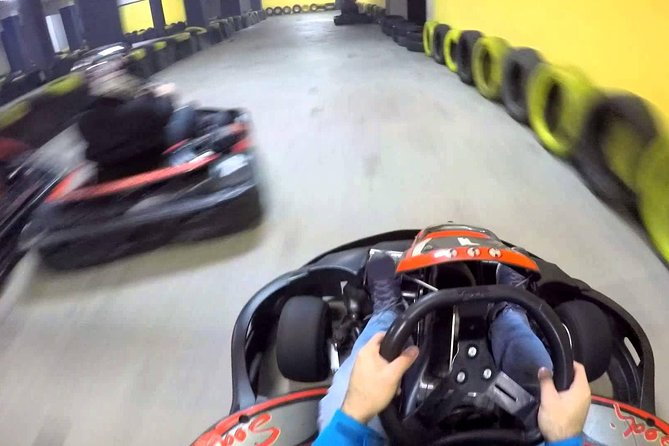 Extreme Speed Go Carting