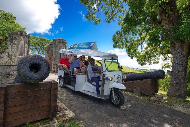 Electric Tuk-Tuk Tour of Pointe-à-Pitre