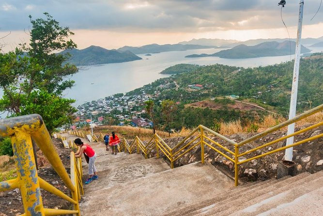 Coron Town Tour With Maquinit Hot Springs (Shared Tour)
