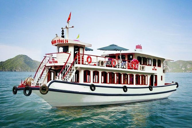 Discover Halong Bay one day with expressway transfer