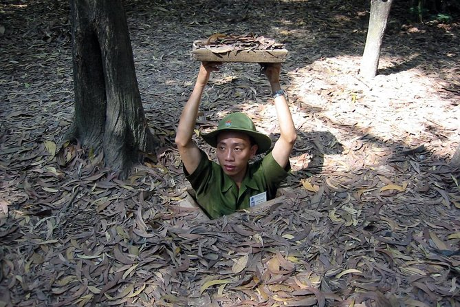 Cu Chi Tunnel Full Day Tour With Speed Boat & Lunch