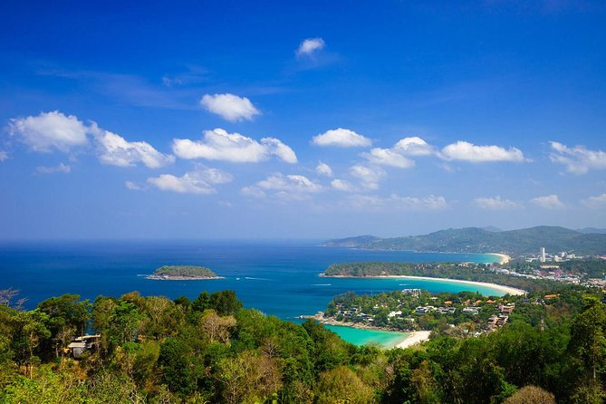 Phuket Island Introduction Tour Half Day