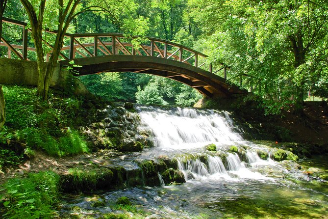 Splendid Bosna River Spring