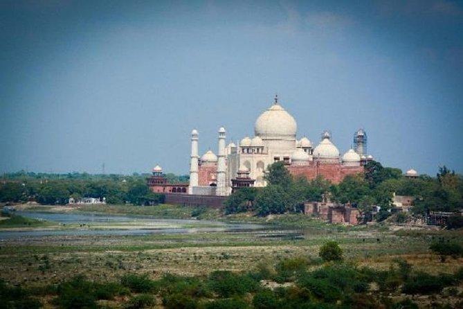 Agra to Delhi One Way Cab