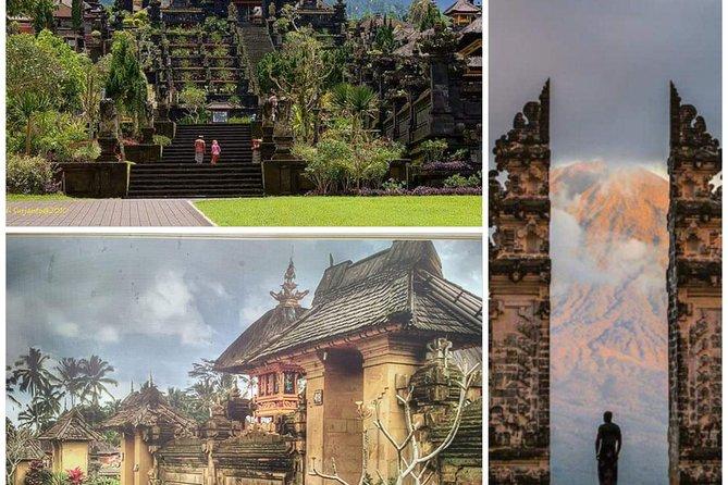 Private Besakih temple,Taman ujung and Tirtagangga East Bali Tour