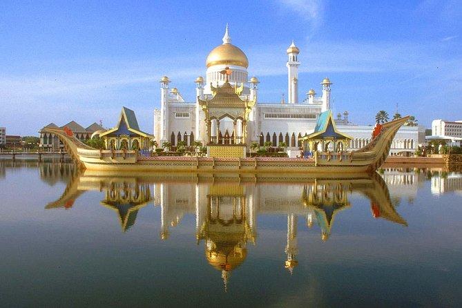 Brunei Half Day City Tour with Royal Regalia & Sultan Omar Ali Saifuddin Mosque